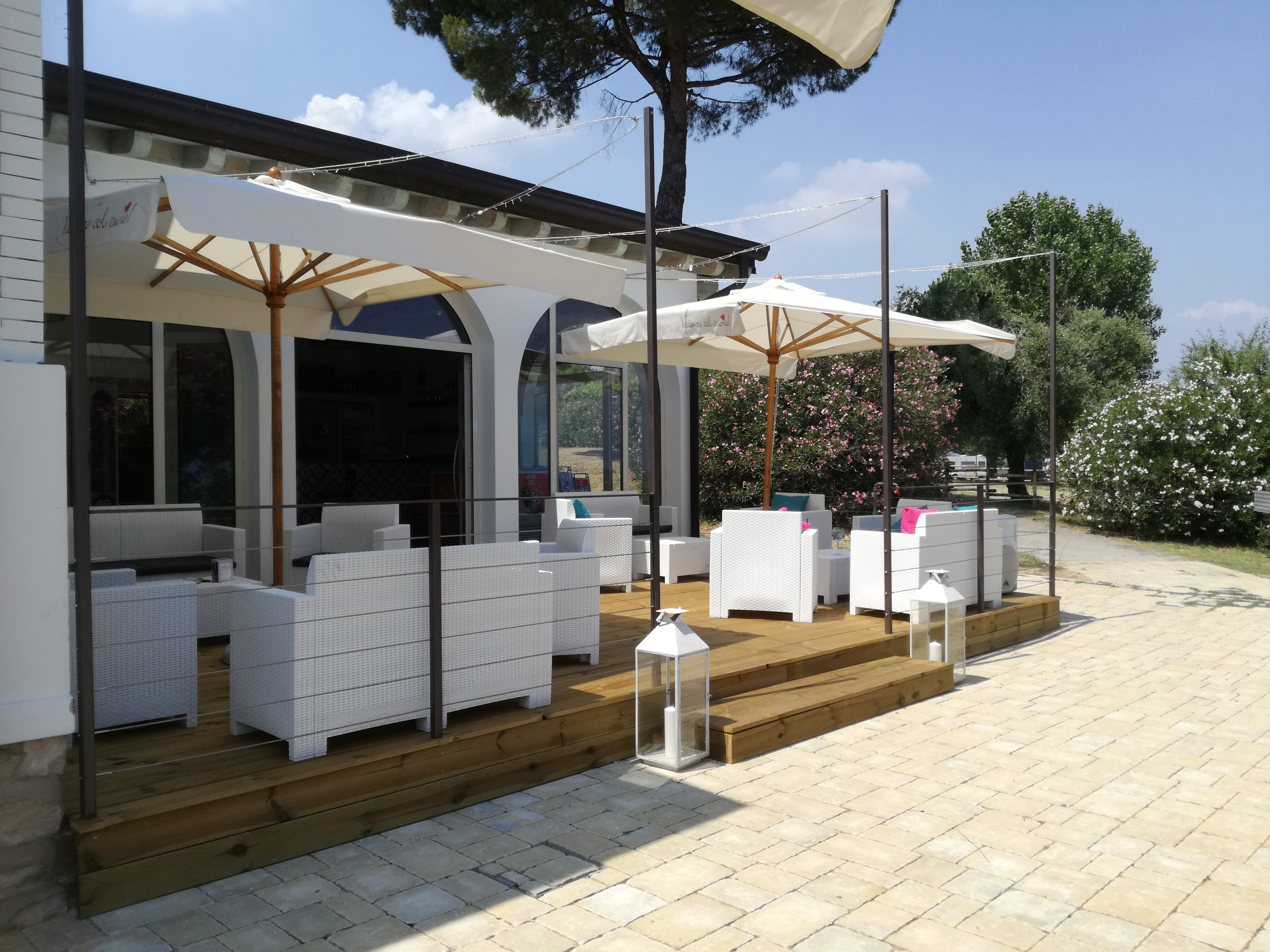 Sivinos Camping Boutique with more style...